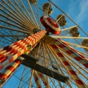 Santa Claus' wheel, Belgium (2004)
