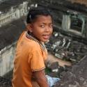Girl, Siem Reap, Cambodia (2007)
