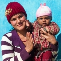 Mother and child, Nepal (2013)