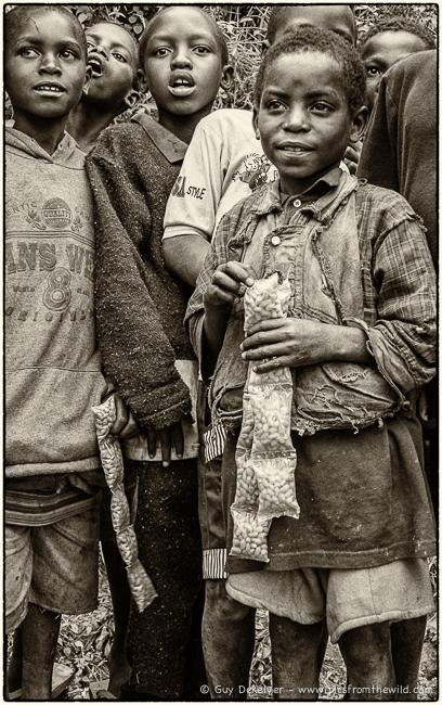 Street boys, Burundi (2005)