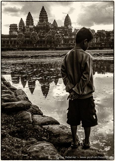 Angkor Wat, Siem Reap, Cambodia (2007)